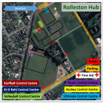 Rolleston Site Plan